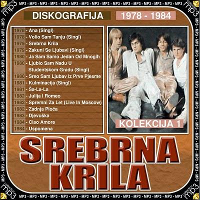 Srebrna Krila - Zlatna Kolekcija