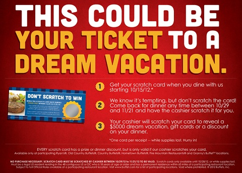dream vacation giveaway