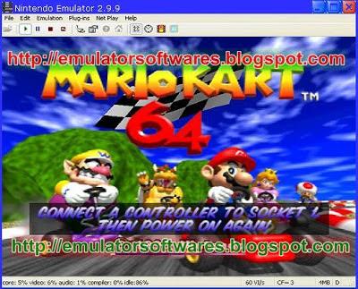 Ninendo Emulator v2.9.9