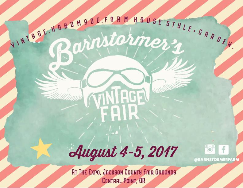 Barnstormer Vintage Fair