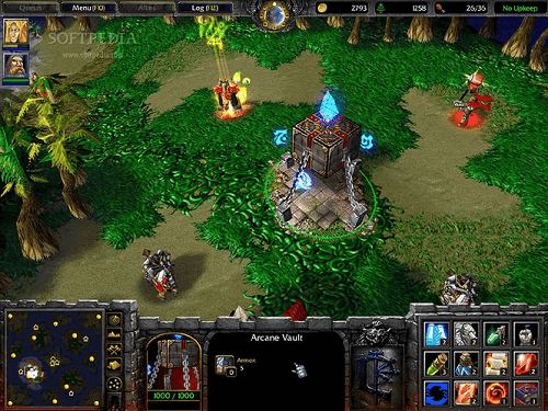 Warcraft 3 The Frozen Throne 1