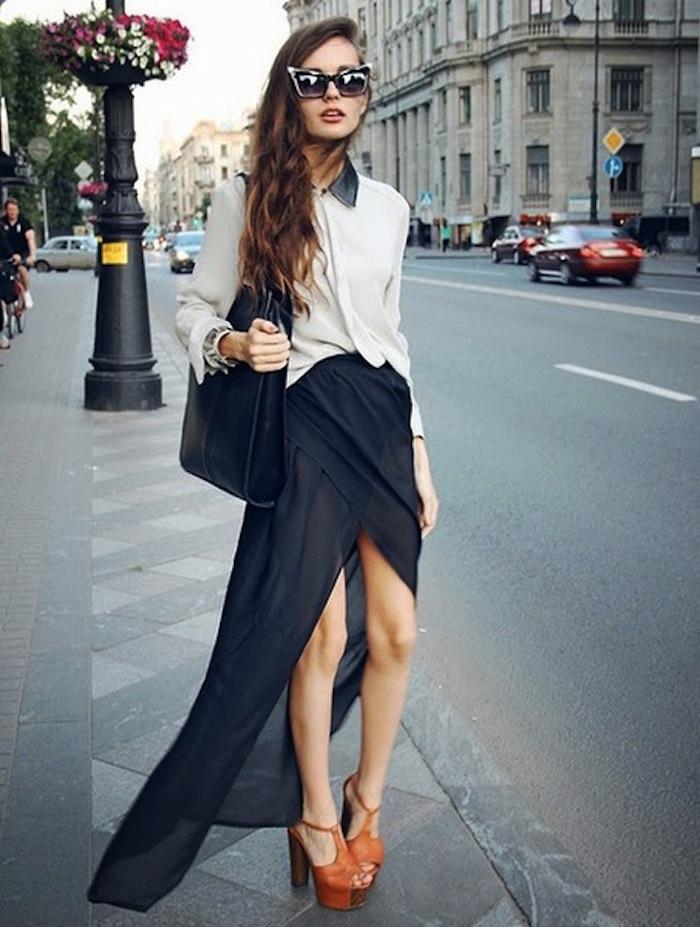 The mullet skirt