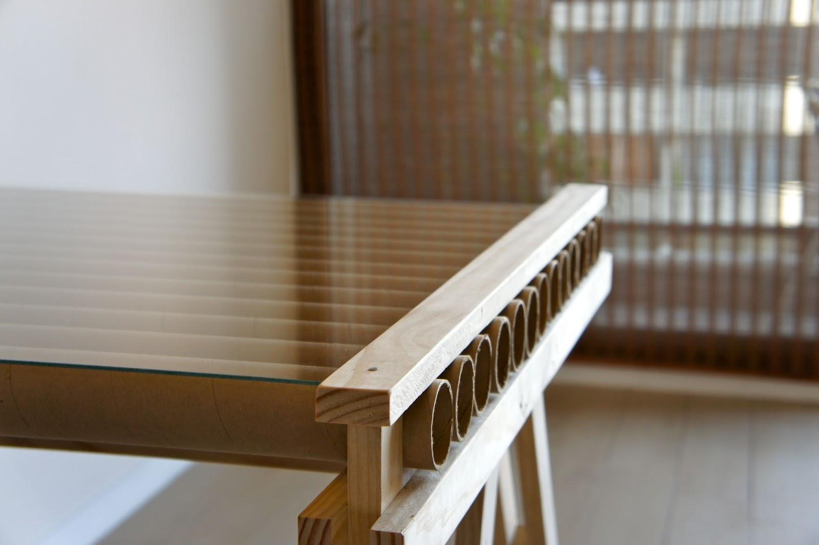Felipe Fuentealba Cabion Arquitecto 2015 # Muebles De Tubos De Carton
