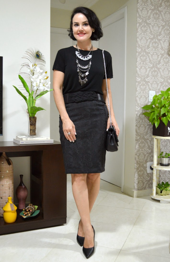 Blogueira Joinville, Joinville, blog de acessórios, acessórios femininos, acessórios, maxicolar, Garten Fashion Trends, Look da Jana