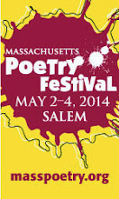 Mass Poetry Festival  May 2- 4, 2014.