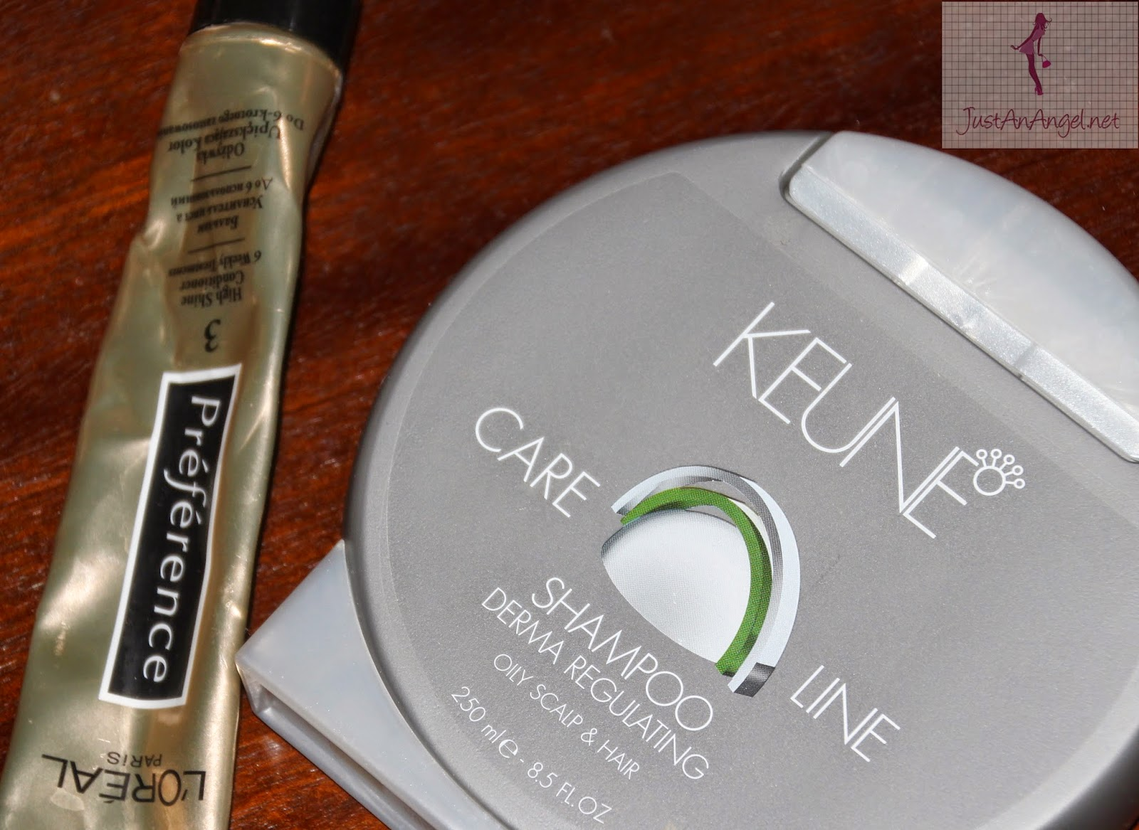 balsam par L'oreal Preference Sampon Keune Derma Regulating