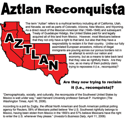 Aztlan Reconquista