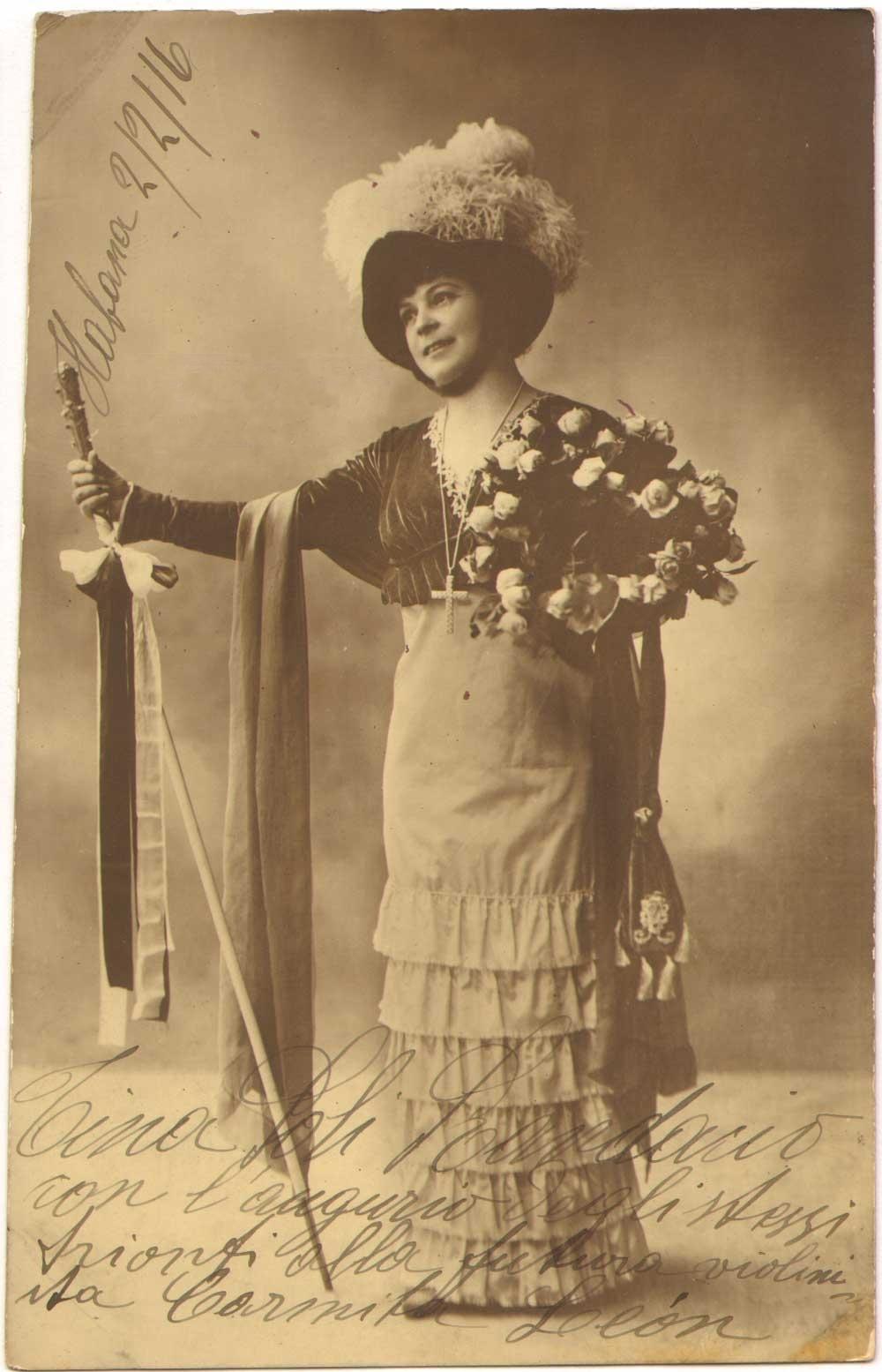 ITALIAN SOPRANO TINA POLI RANDACCIO (1879 - 1956) CD
