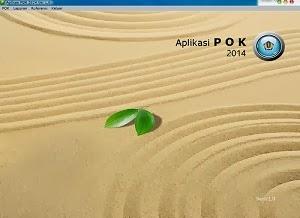 aplikasi pok 2014