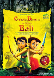 Chhota Bheem and the Throne of Bali (2013) in Hindi