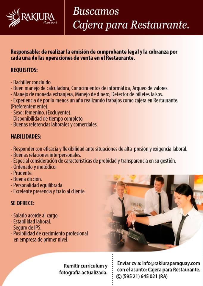 Bolsa de Trabajo del 4 de Agosto de 2015 | 💼 BOLSA DE TRABAJO ...