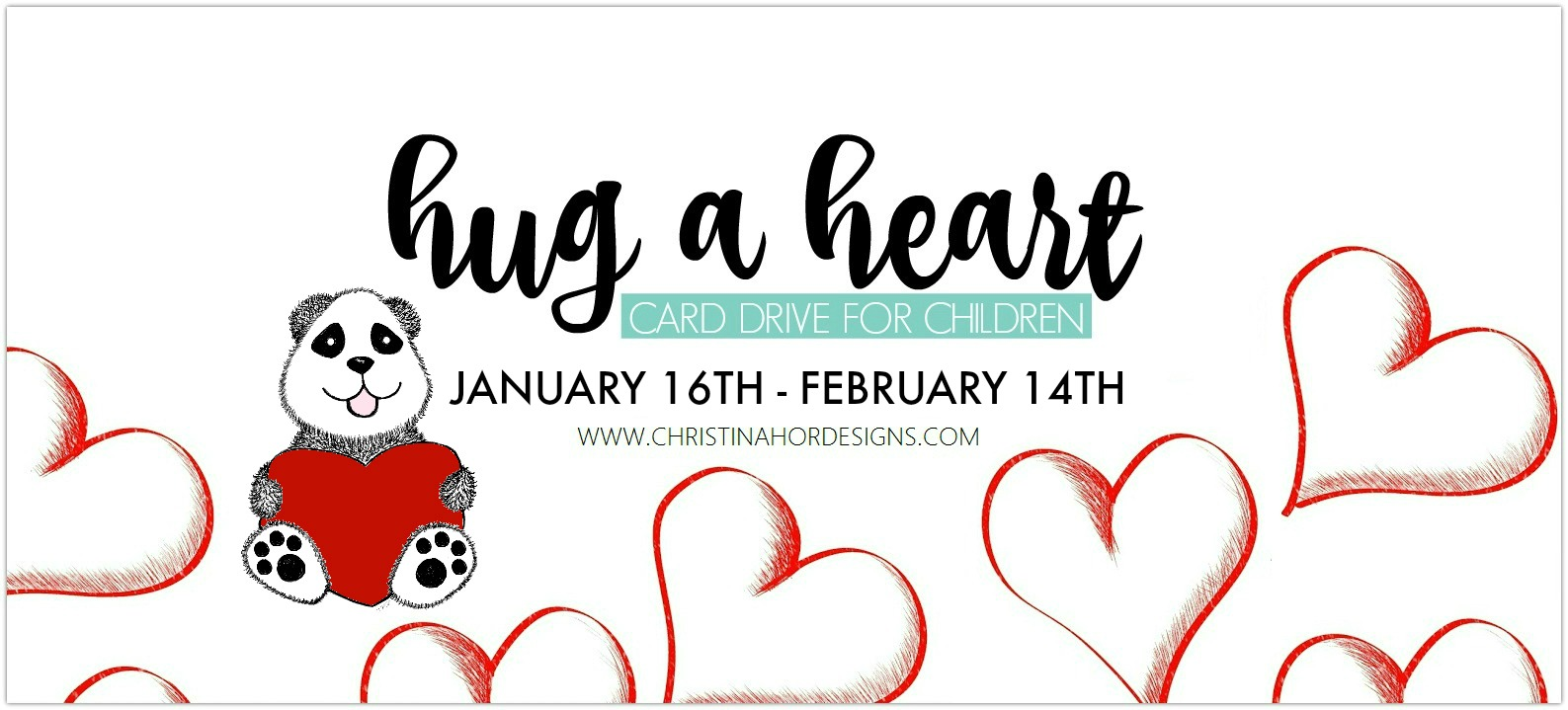 Hug a Heart Card Drive