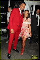 Will Smith y Jada Pinkett