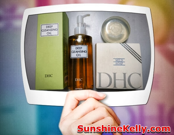 DHC Double Cleansing Ritual, DHC Deep Cleansing Oil, DHC Mild Soap, DHC, Japan, skincare