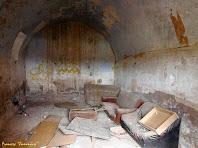 """Interior de la Capella del Vilar. Autor: Francesc """"Caminaire"""""""