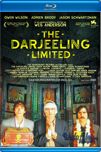The Darjeeling Limited 2007 Hindi Dubbed Dual BRRip 300MB