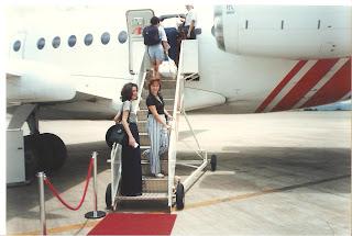Fokker 100 da TAM