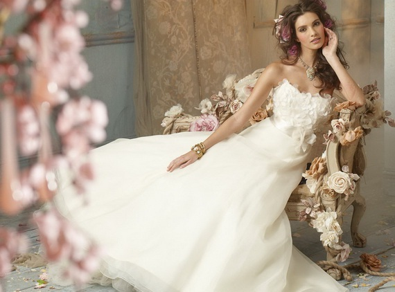 Jim Hjelm Wedding Dresses - World of Bridal