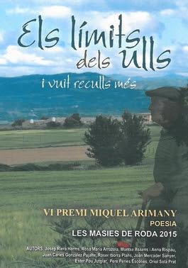 '6è Premi Literari Miquel Arimany'