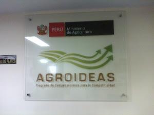 agroideas - LETRERO EN VIDRIO DE CRISTAL