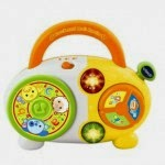 Amazon: Buy Vtech Rock and Roll Radio at Rs.584