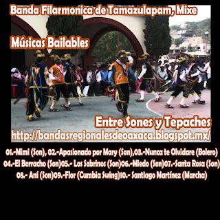 Banda Filamónica de Tamazulapam, Mixe