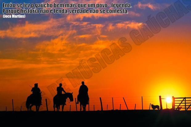 Fotos e frases gauchas para FaceBook - Imagui