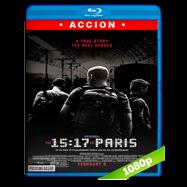 15:17 Tren a París (2018) BRRip 1080p Audio Latino-Ingles