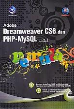 toko buku rahma: buku ADOBE DREAMWEAVER CS6 DAN PHP – MYSQL UNTUK PEMULA, pengarang madcoms, penerbit andi