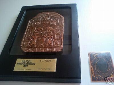 Troféu 3º Lugar - World Championship 2004