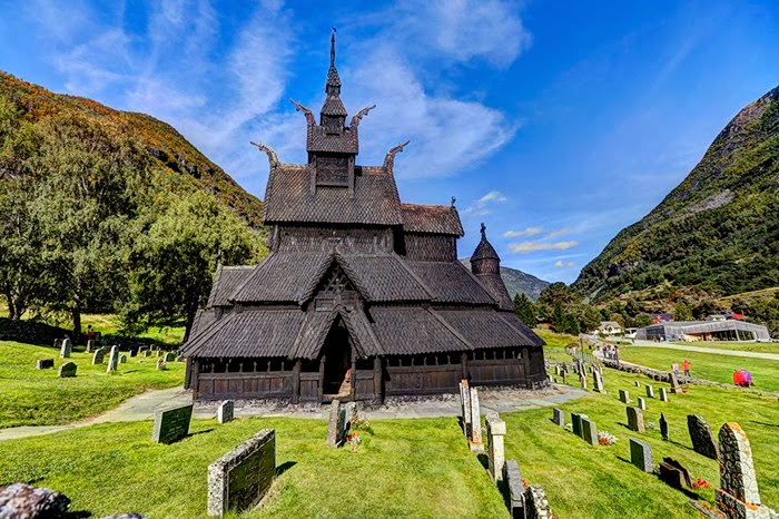 XII century Church in Norway