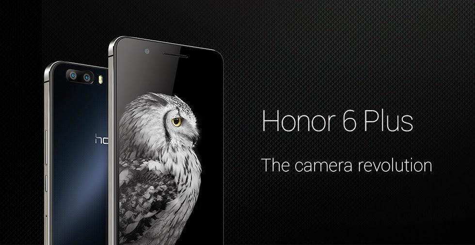 هواوي Huawei هاتف Honor 6 Plus اونر 6 بلس