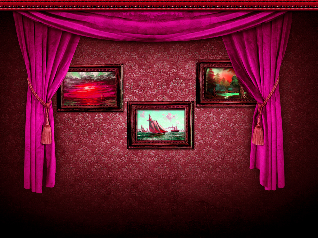 Psd Files Free Download Fine Art Gallery Art Gallery Psd Gallery - Online art gallery website template
