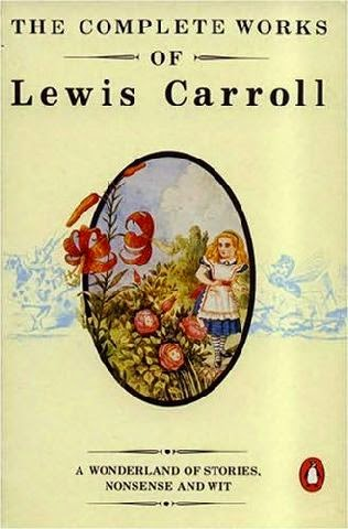 """the complete works of Lewis Carroll"""