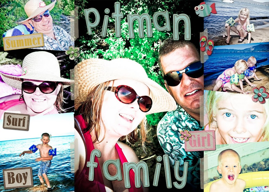 Pitman Family