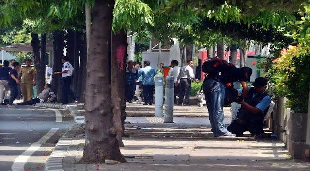 Polri Buru Penyebar Berita Bohong Terorisme di Media Sosial