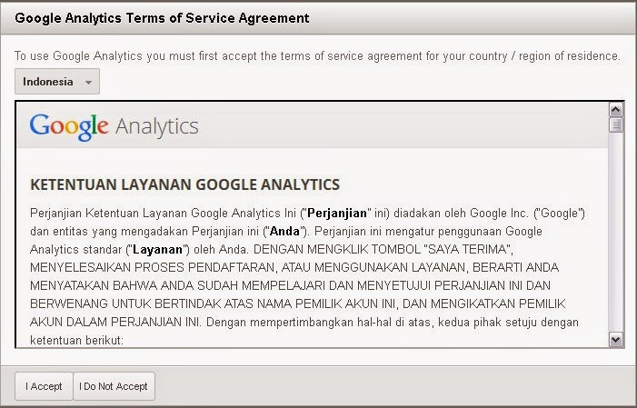 cara daftar google analytics, cara memasang google analytics di blog, google analytics adalah, apa itu google analytics?  endolita.blogspot.com
