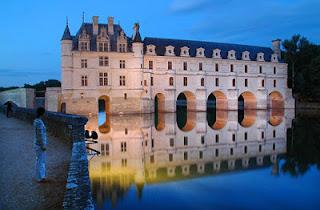 Château de Chenonceau: Ένα κάστρο στο ποτάμι!