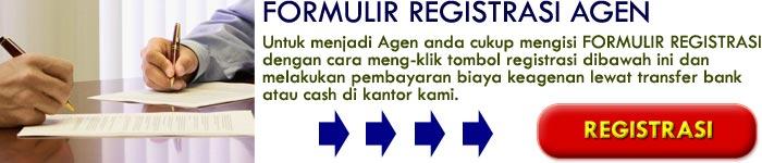 formulir registrasi keagenan