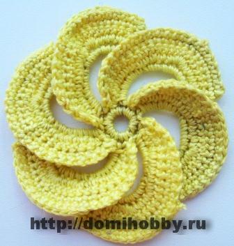 Sa invatam sa crosetam si sa tricotam: mai 2011