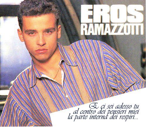 Eros ramazzotti adresso tu