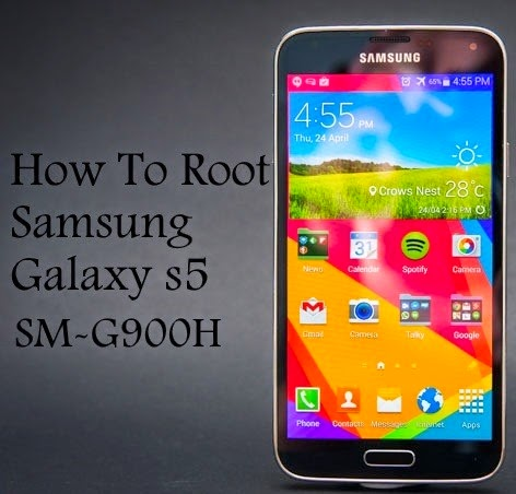Root samsung galaxy s5 sm-G900H on lollipop