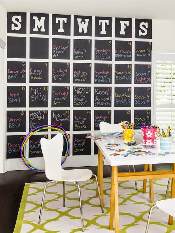 decorar-pintura-pizarra-despacho-estudio