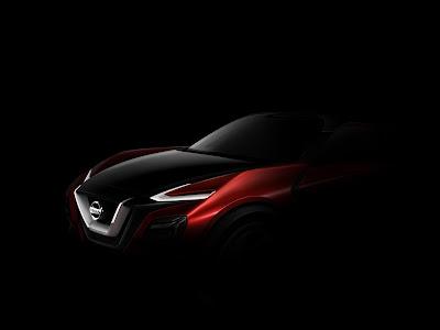 Η Nissan θα αποκαλύψει ένα νέο Crossover concept, στο Σαλόνι της Φρανκφούρτης
