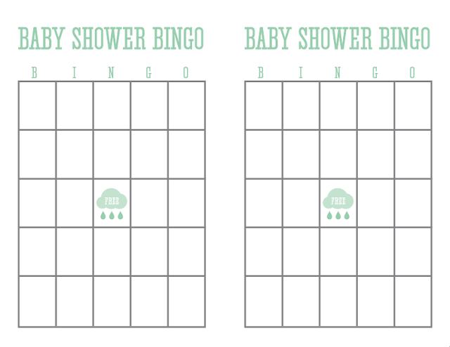 nellie design rain shower baby shower