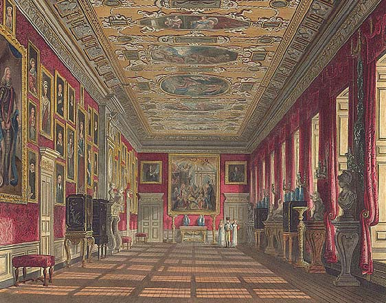 Stalking the belle poque building of the week for Interno kensington palace