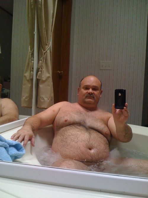 daddy hairy bears - hot hairy mature men