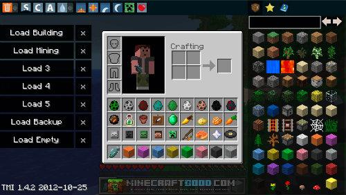Too Many Items 1.4.5