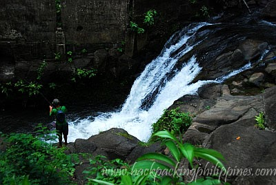 Backpacking Philippines And Asia Laguna Waterfalls Of