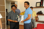 Nagarjuna Birthday Celebrations Photos Stills-thumbnail-18